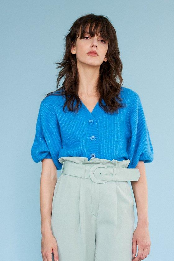 CKS Dames - TUNIS - cardigan - blauw