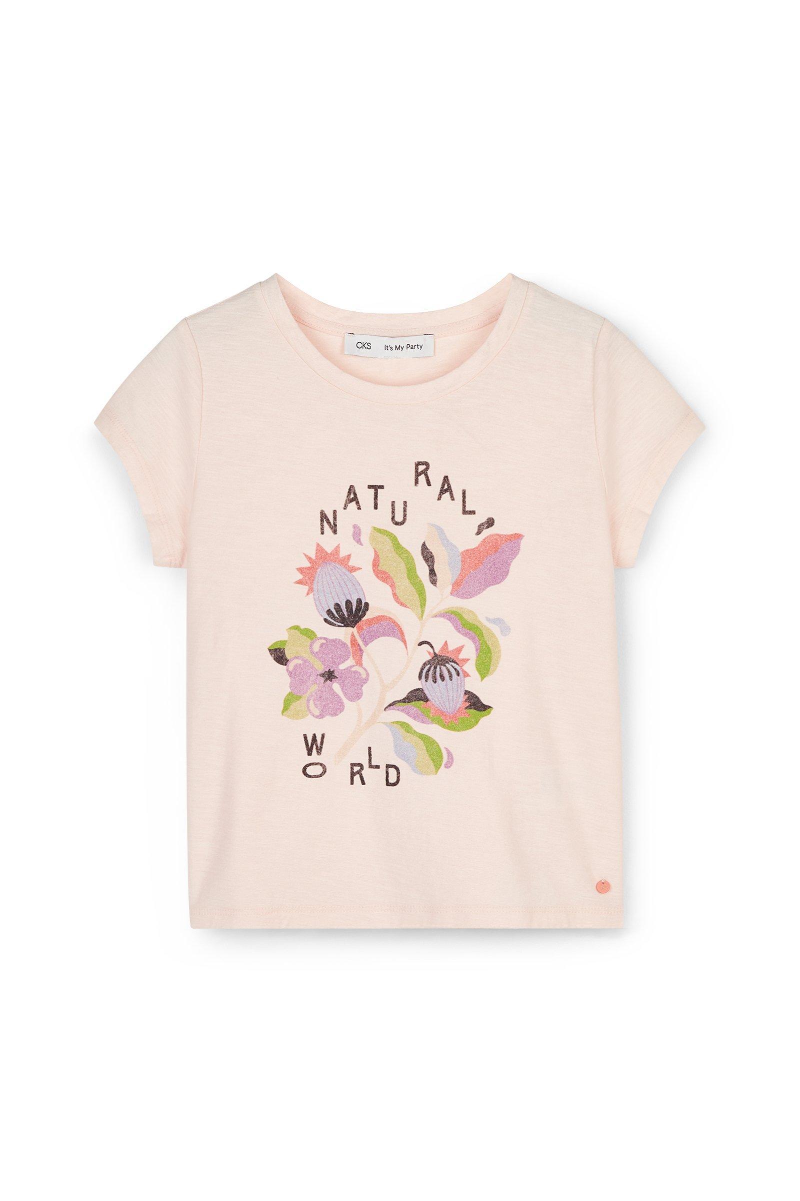 CKS Kids - ESMEE - t-shirt korte mouwen - meerkleurig