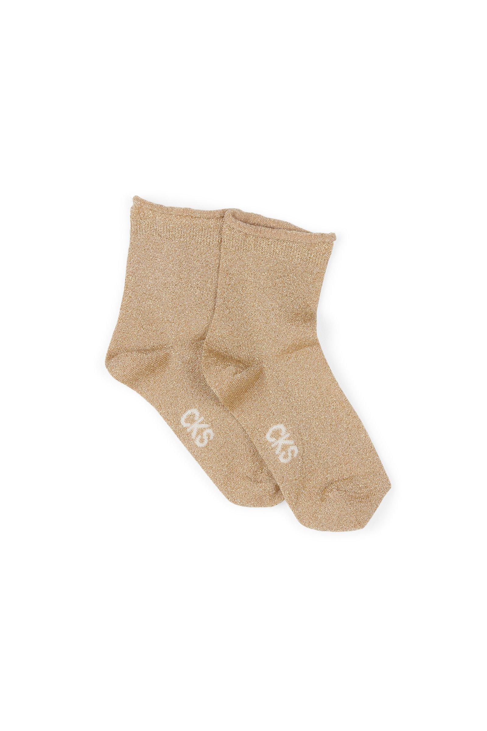 CKS Kids - LUREXI - sokken - geel