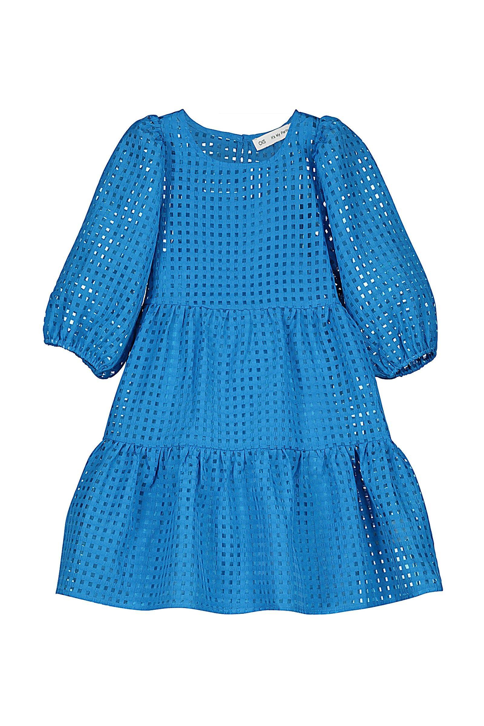 CKS Kids - ELLIAS - korte jurk - meerkleurig