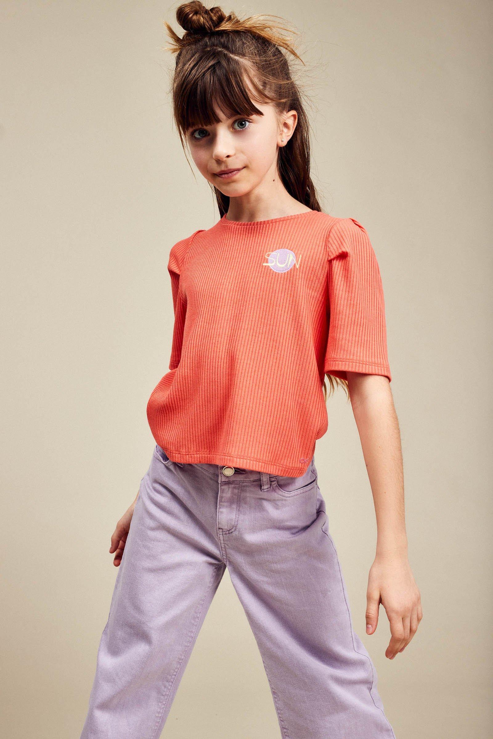 CKS Kids - ELLA - t-shirt korte mouwen - meerkleurig