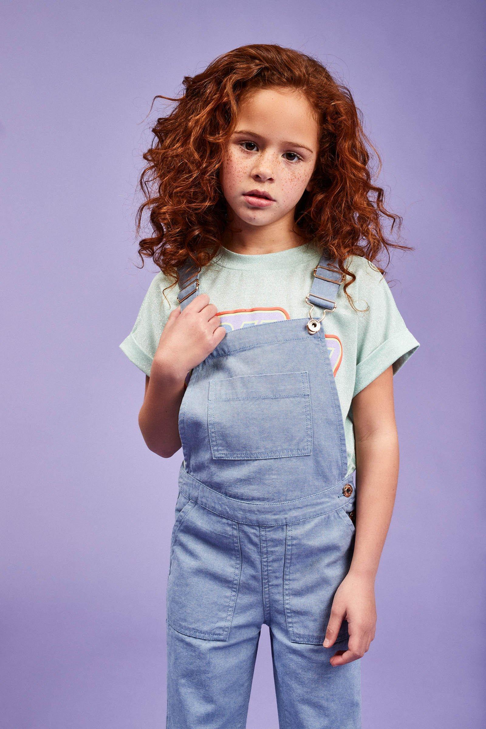 CKS Kids - WARELLI - jumpsuit - blauw