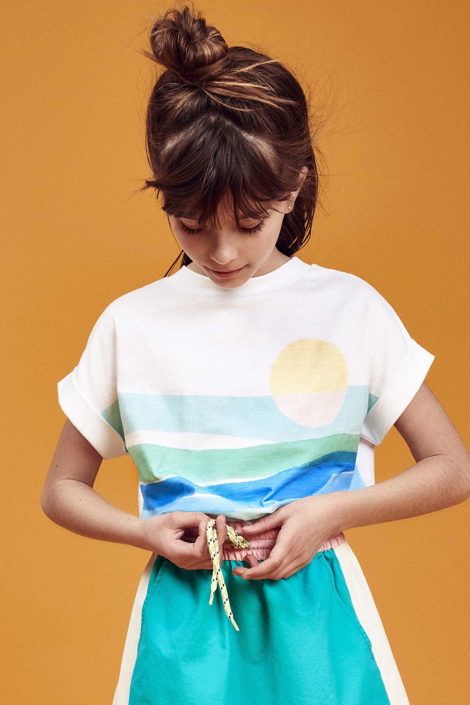 CKS Kids - INAR - t-shirt korte mouwen - wit