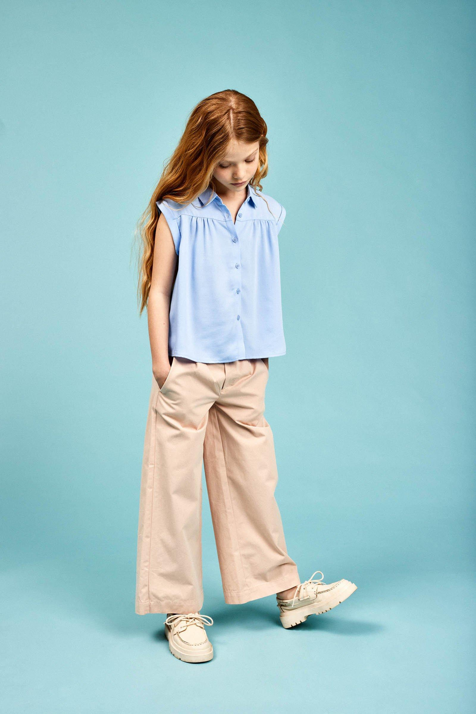 CKS Kids - DAMARA - lange broek - roze