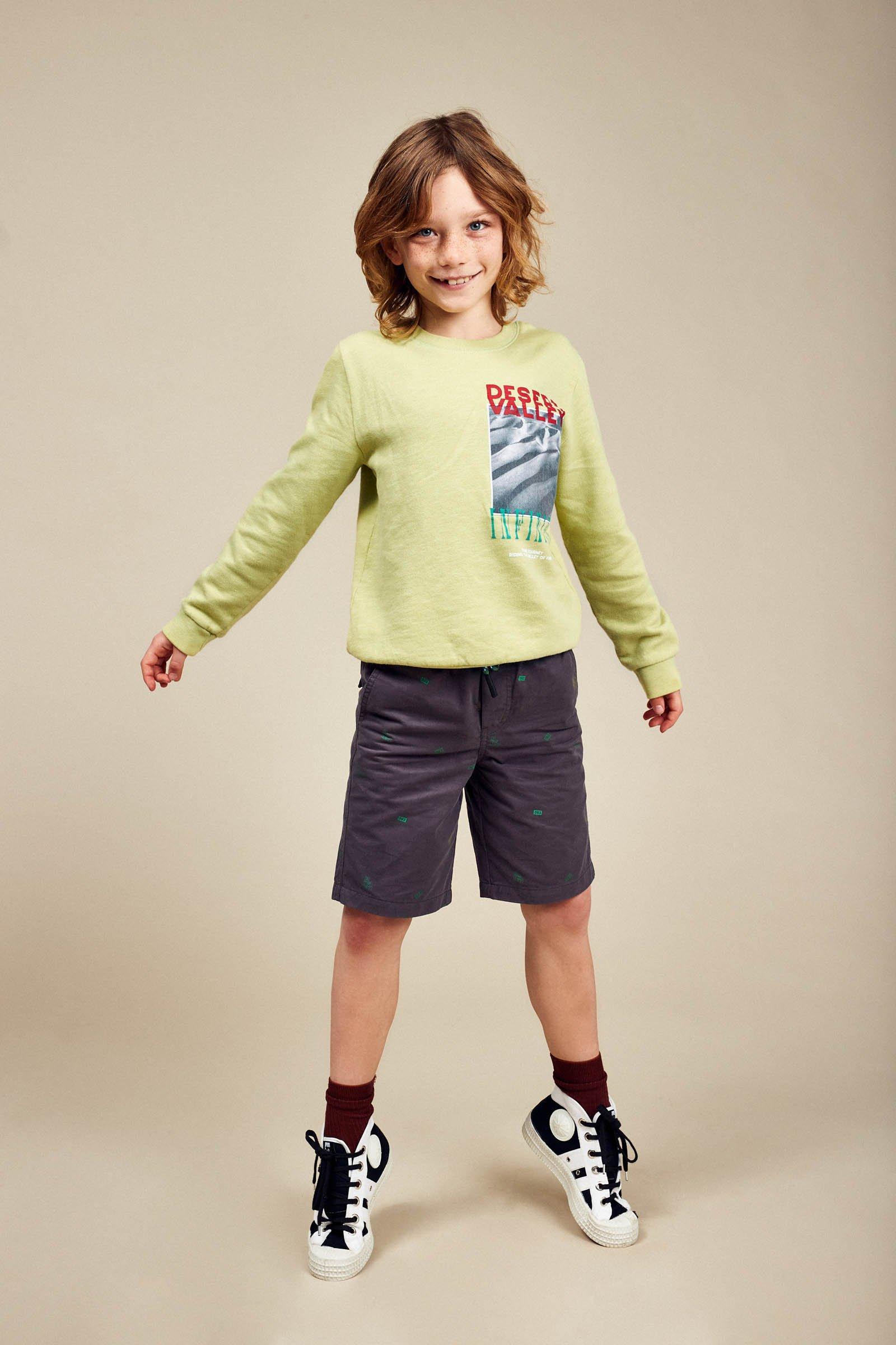 CKS Kids - BEROEL - short - meerkleurig