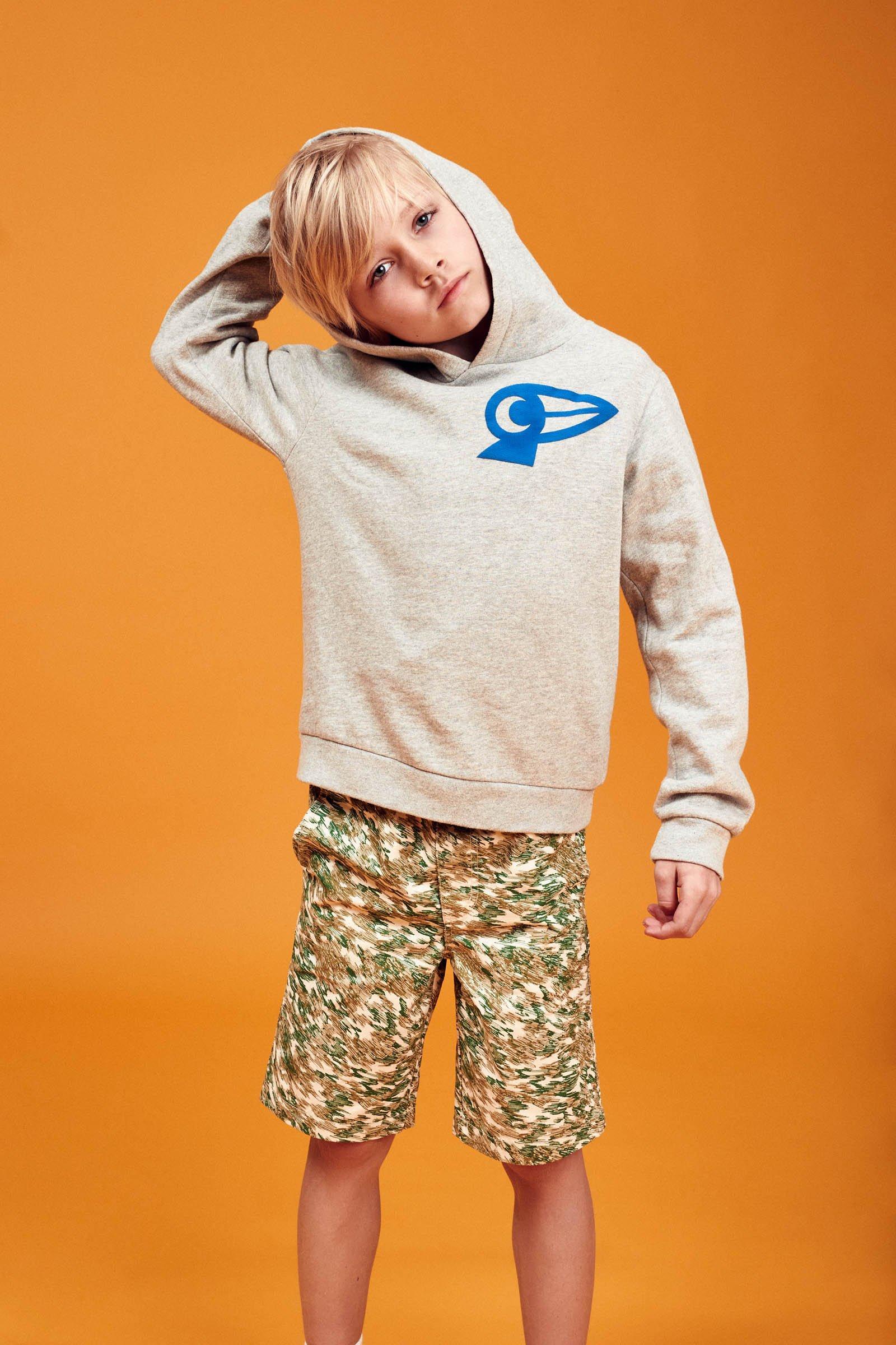 CKS Kids - BEROEL - short - khaki
