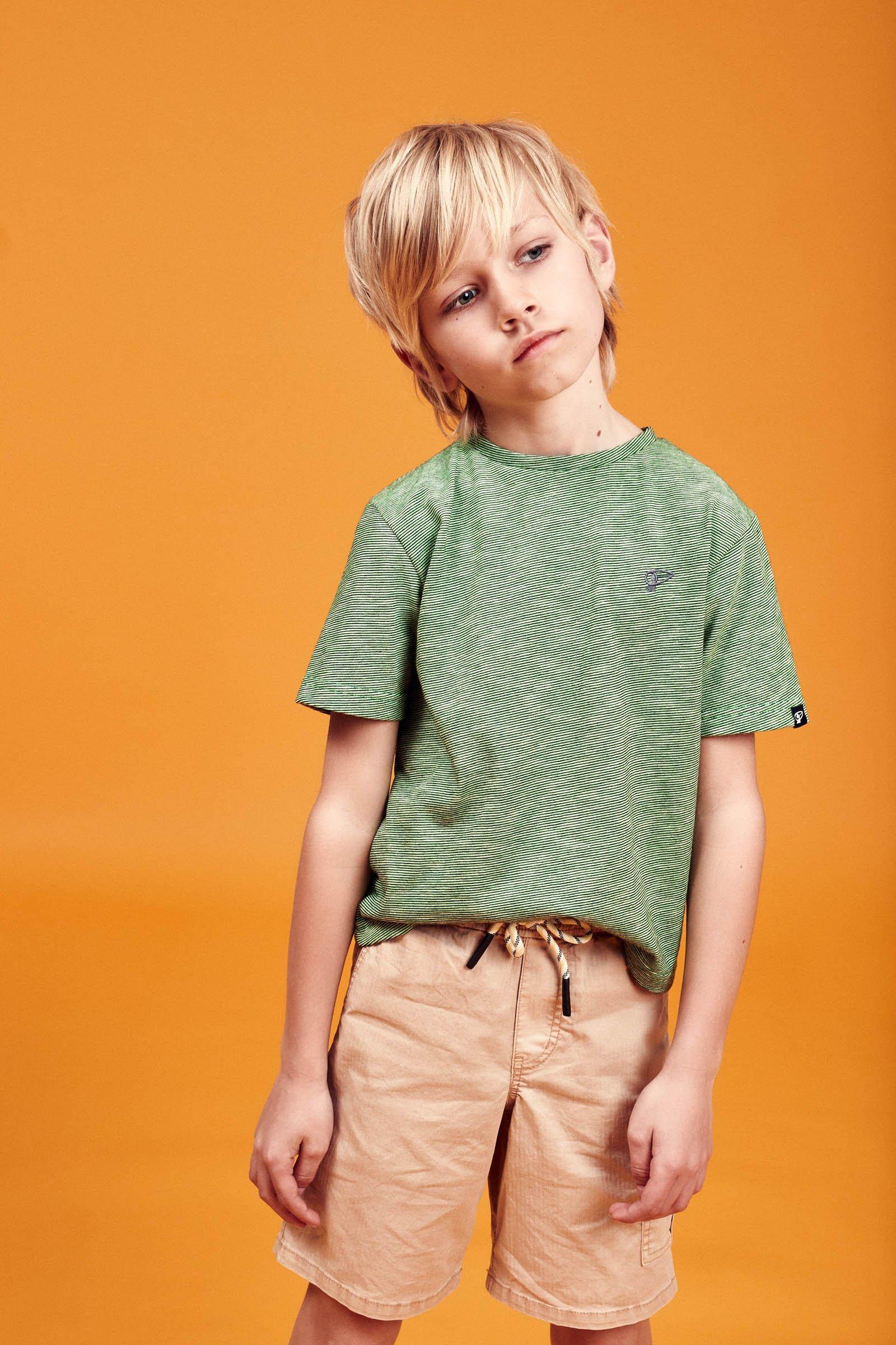CKS Kids - BETHAN - short - lichtbruin