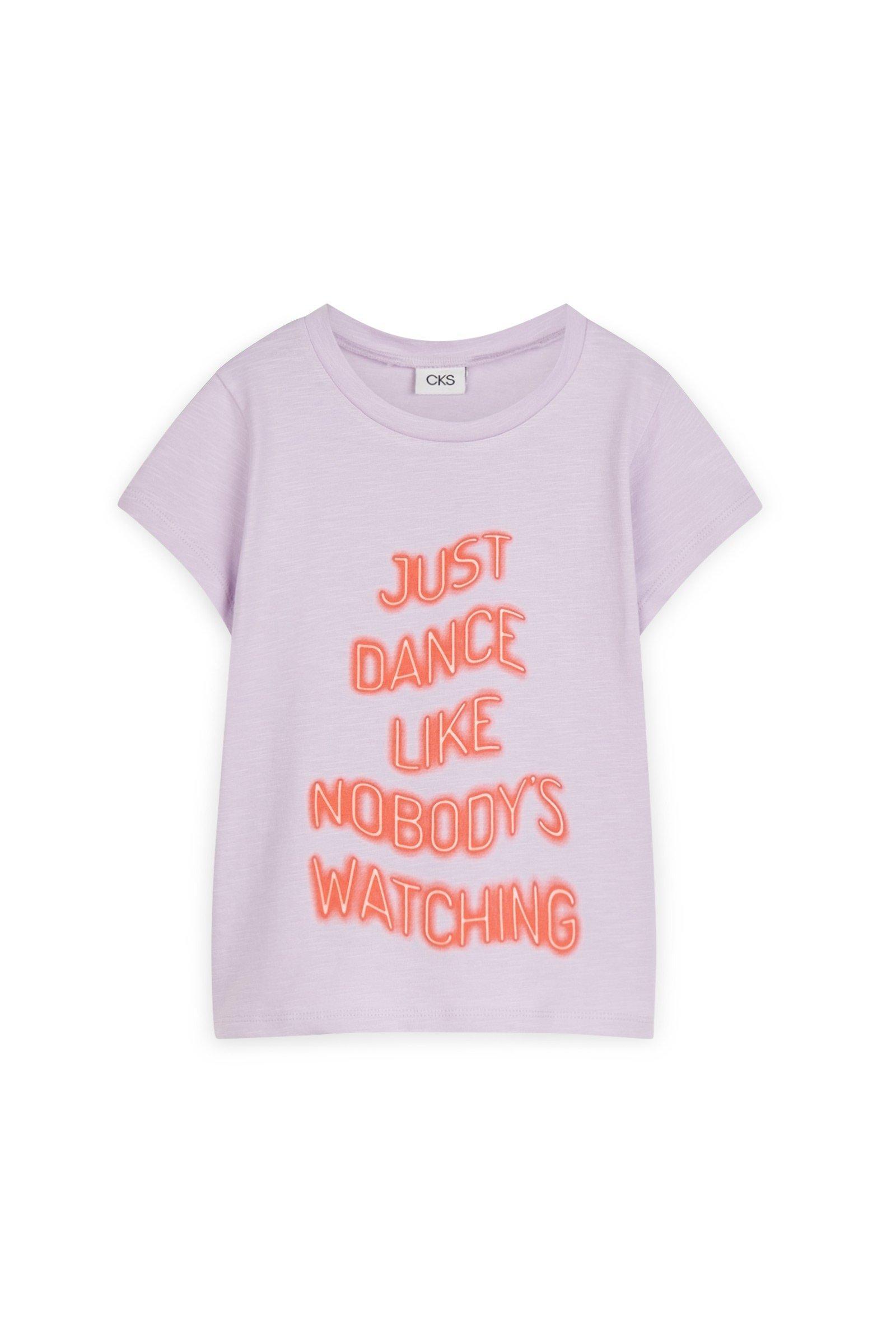 CKS Kids - WANDA - t-shirt korte mouwen - roze
