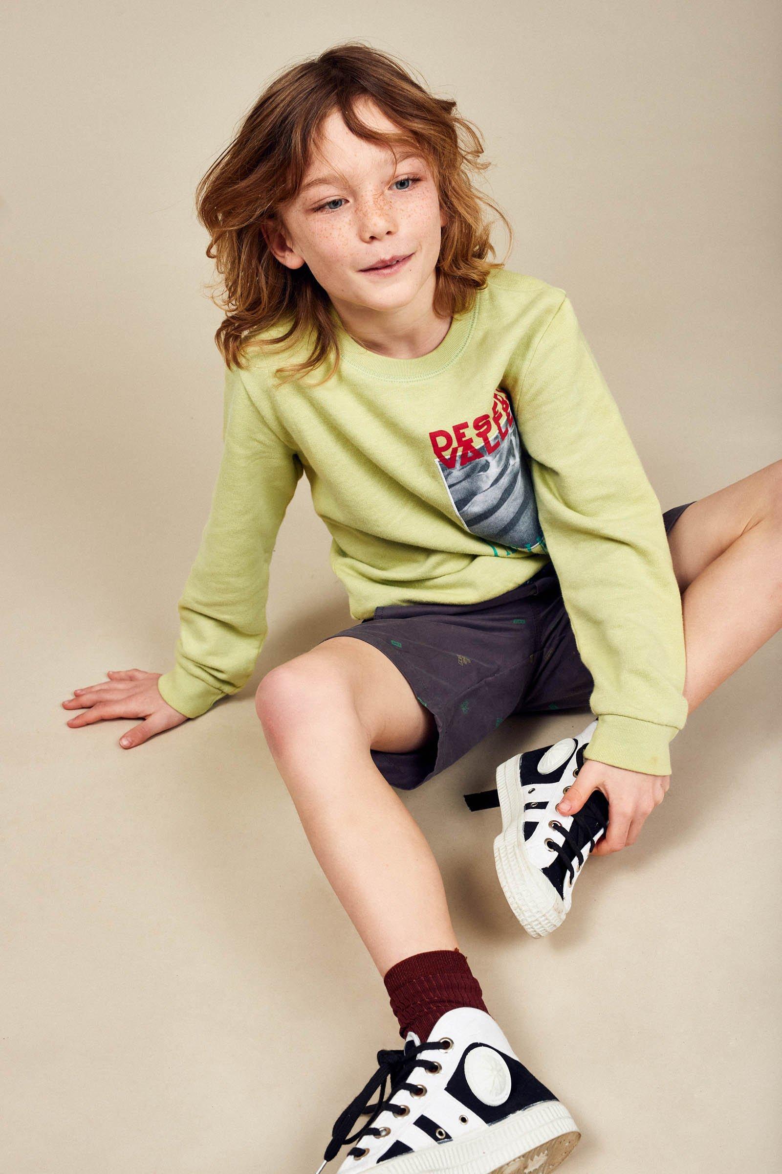 CKS Kids - BERNIELS - sweater - khaki