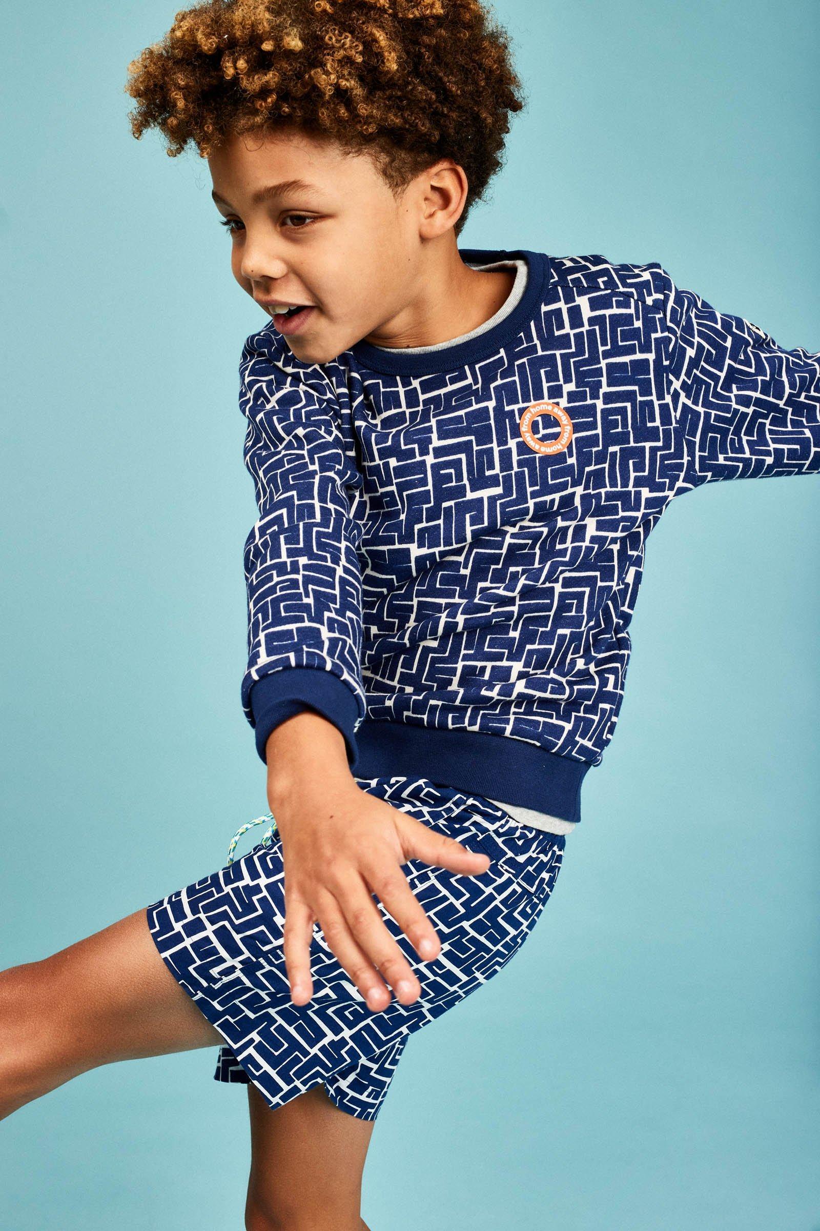 CKS Kids - BARLOW - sweater - blauw
