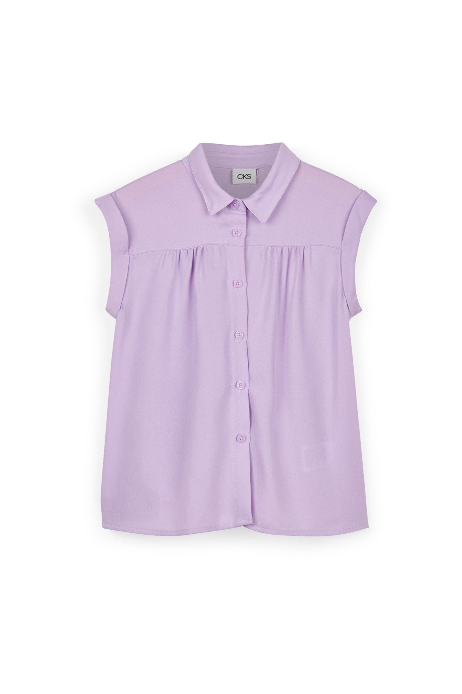 CKS Kids - ECHO - blouse lange mouwen - meerkleurig