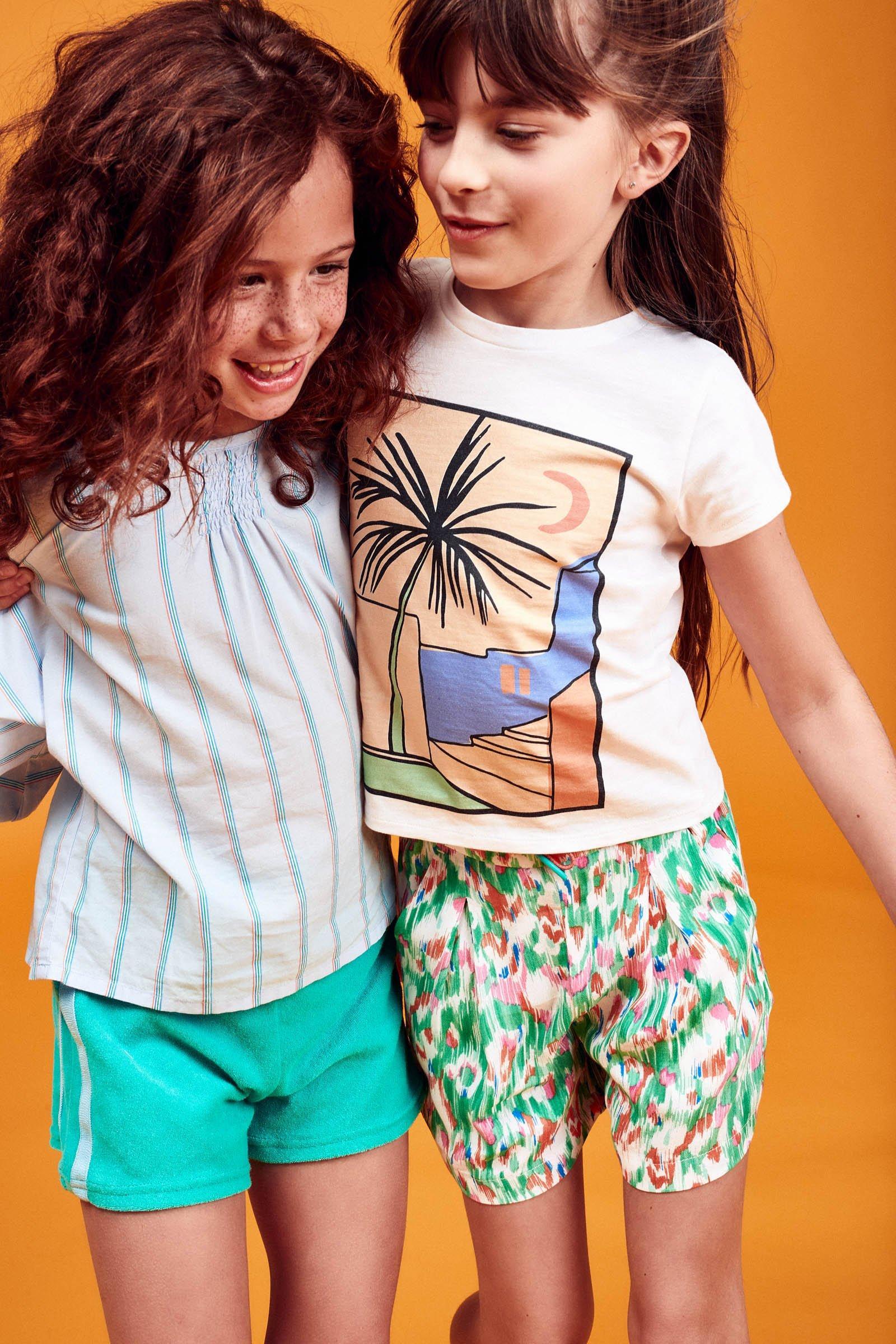 CKS Kids - EMERY - blouse lange mouwen - blauw