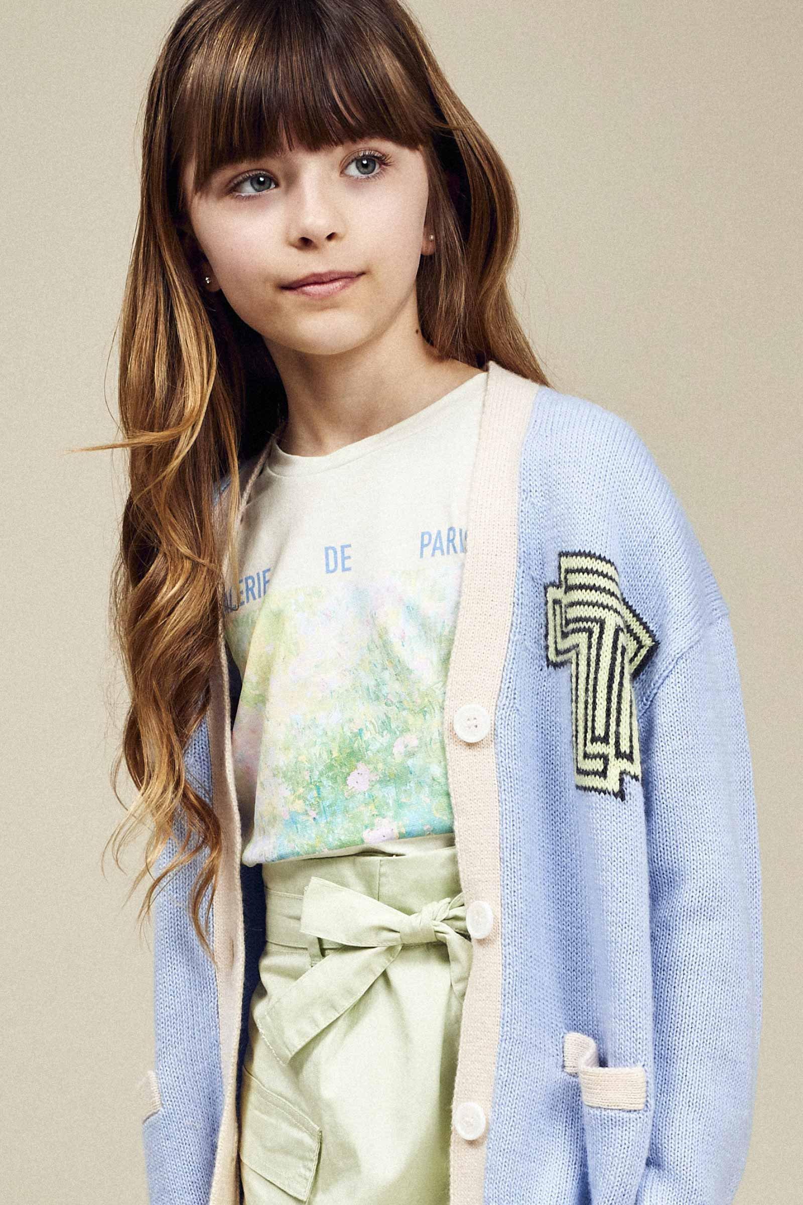 CKS Kids - DENVER - t-shirt korte mouwen - khaki