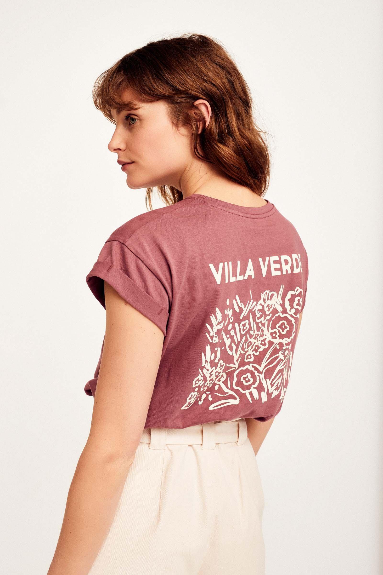 CKS Dames - JUNA - t-shirt korte mouwen - meerkleurig