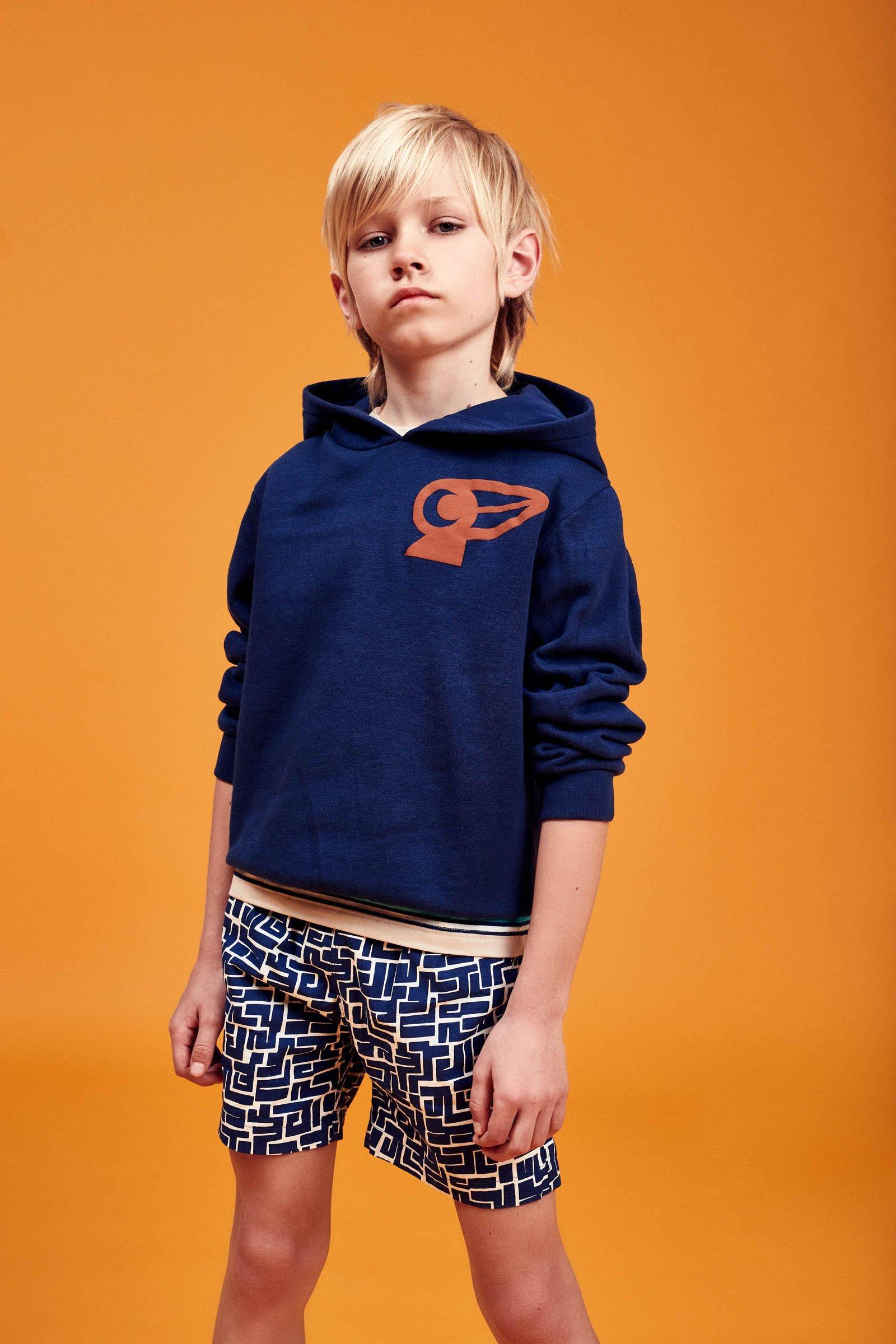 CKS Kids - BILLY - sweater met capuchon - meerkleurig