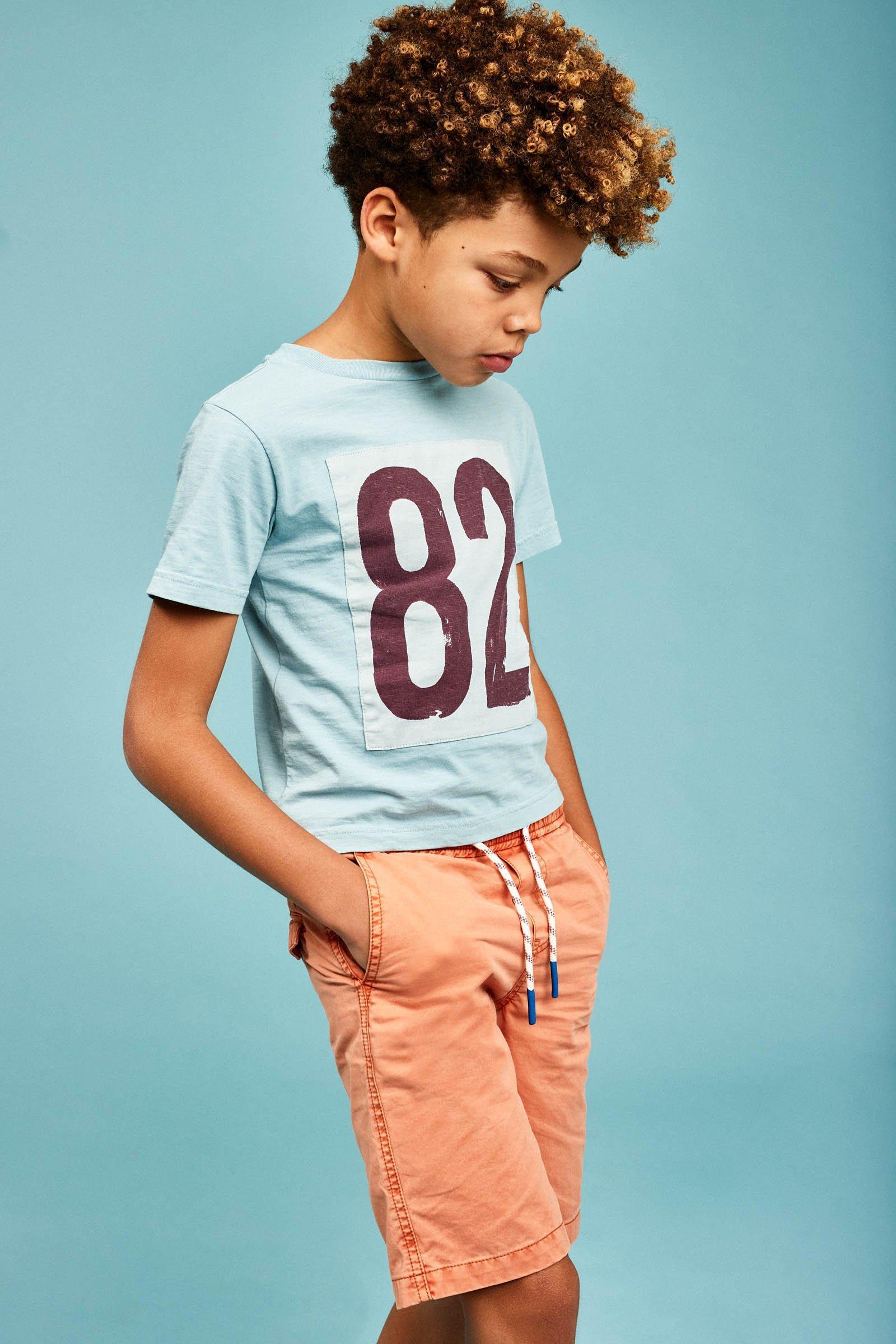 CKS Kids - YURGEN - t-shirt korte mouwen - meerkleurig
